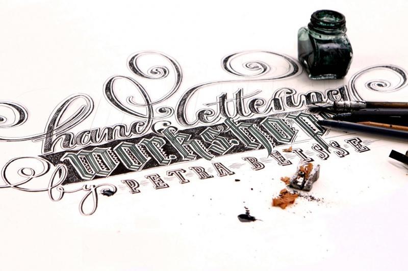Kalligrafie - Handlettering - Mixtur